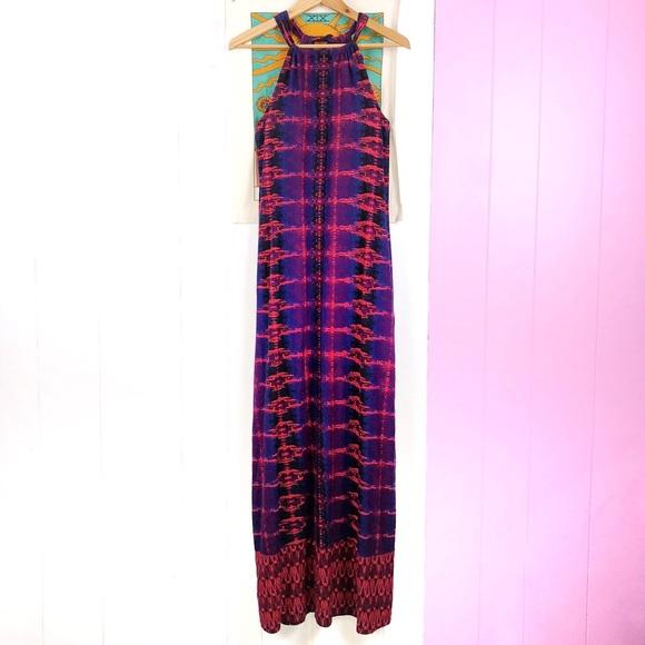 111341f35729d Athleta Dresses | Santana Athletic Maxi Summer Dress Wth Bra | Poshmark